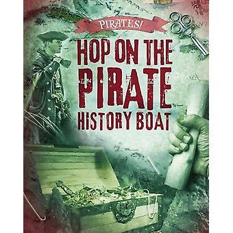 هوب على متن القارب تاريخ القراصنة قبل ليام أودونيل-كتاب 9781474745420