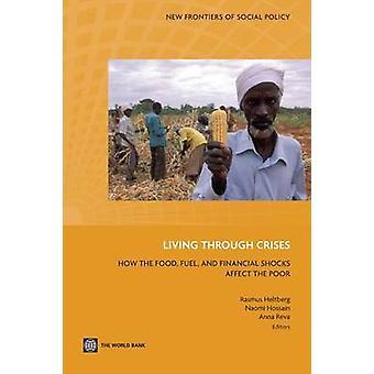 Leven door Crises invloed van de brandstof van het voedsel en de financiële schokken op de armen door Heltberg & Rasmus