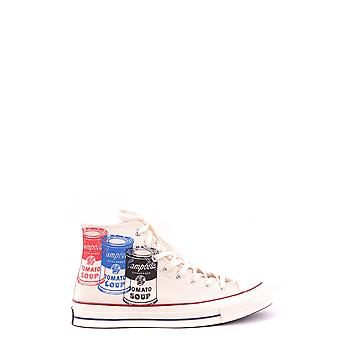 العكس من القماش الأبيض مرحبا أعلى أحذية رياضية