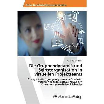 Die Gruppendynamik und Selbstorganisation in virtuellen Projektteams door Mechtler Cornelia