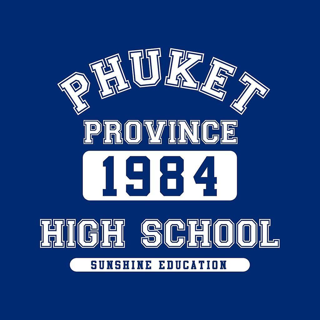 Phuket middelbare schooljong geitje de Hooded Sweatshirt