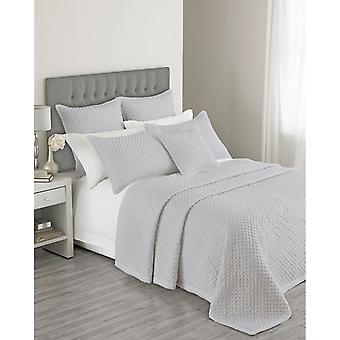 Riva Home Limited Edition Charroux Waffle Style Bedspread