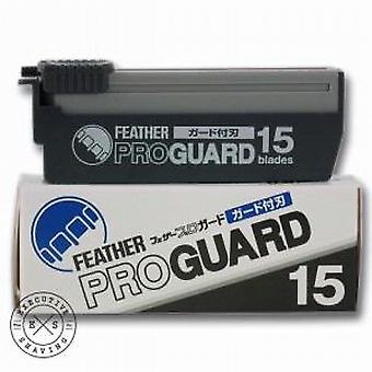 Feather Proguard Replacement Razor Blades (x15)
