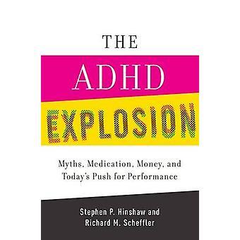 Die ADHS Explosion - Mythen - Medikamente - und Geld- und heutigen Push