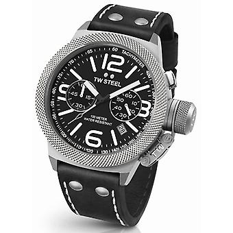 Tw Steel Cs4 Canteen Chronograaf Heren Horloge 50mm