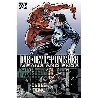 Daredevil vs. Punisher - Means & Ends (New Printing) by David Lapham -