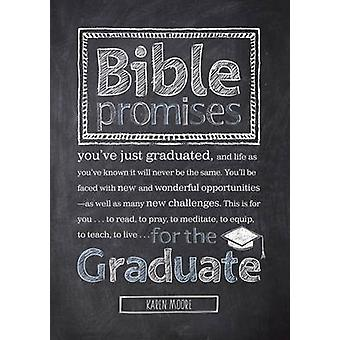 Bible Promises for the Graduate by Karen Moore - 9781433682193 Book