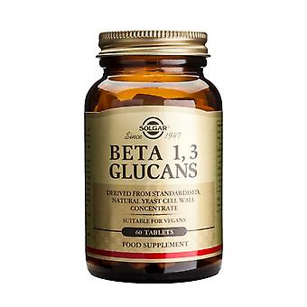 Solgar, Beta 1,3 Glucans Tablets, 60