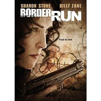 Border Run [DVD] USA import