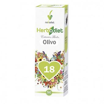 Novadiet Olive Extract 50 ml (Herboristeria , Natural extracts)