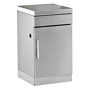 Beefater Discovery Kitchen Basic Cupboard Unit - Stainless Steel
