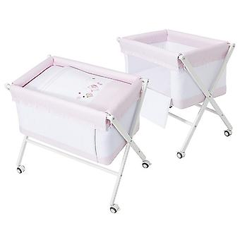 Bolin Bolon Garment Mini Crib Garden Of Dreams (Babies and Children , Walk)