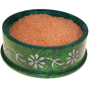 Mango-Öl-Brenner Simmering Extra großes Glas Granulat