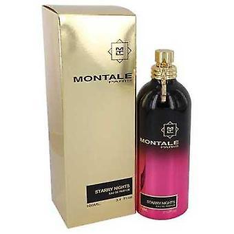 Montale Starry Nights By Montale Eau De Parfum Spray 3.4 Oz (women) V728-542242