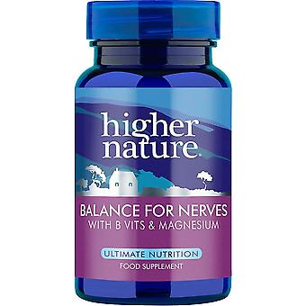 Higher Nature Balance For Nerves, 180 veg capsules
