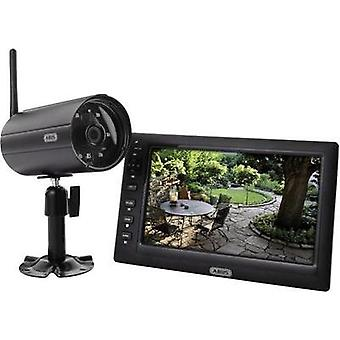 Wireless CCTV system 4-channel incl. 1 camera ABUS TVAC14000A 7 Home Video Surveillance System