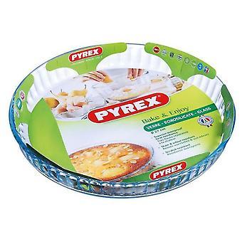 Pyrex Plano 27 Cm Molde Cake 813 (Home , Kitchen , Bakery , Molds)
