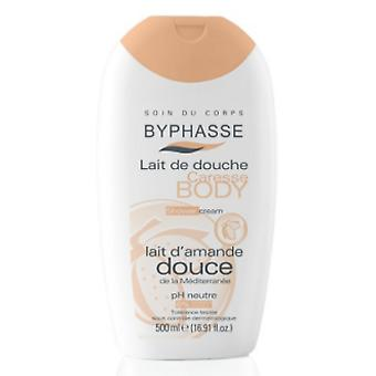 Byphasse Almond Shower Cream 500 Ml