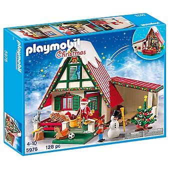 Playmobil Santa's Home (Toys , Dolls And Accesories , Miniature Toys , Stages)