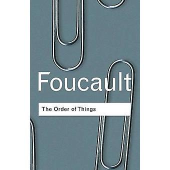 Order of Things av Michel Foucault