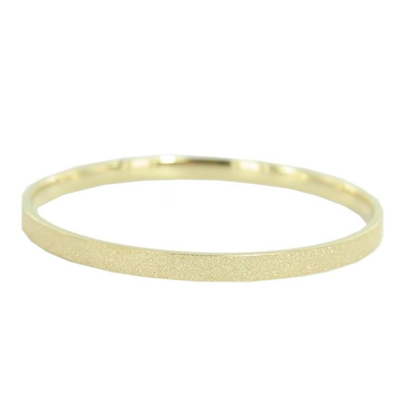Skagen ladies Bangle Bracelet gold JGSG002SM glitter