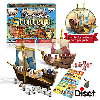 Diset Stratego Game Pirate (Toys , Boardgames , Strategic)