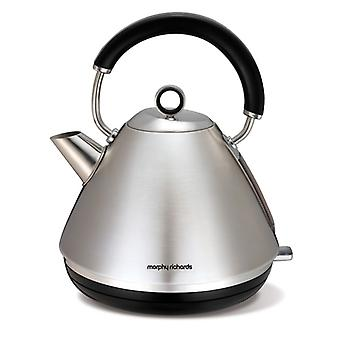 MORPHY RICHARDS waterkoker Accent zilver