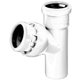 Регулируемая тройник T-Pipe Multi плоскости разъема совместной канализационной системы установки