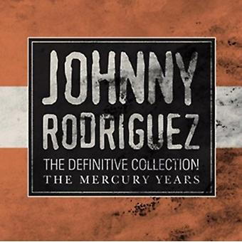 Definitive Collection by Johnny Rodriguez