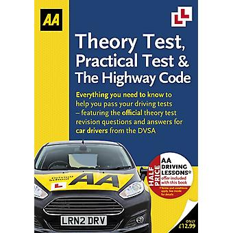 Driving Theory Test Practical Test & the Highway Code 2016 (AA Driving Test) (AA Driving Test Series) (Paperback)