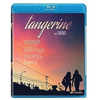 Tangerine [Blu-ray] USA importeren