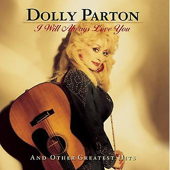 Dolly Parton - I Will Always Love You [CD] USA import