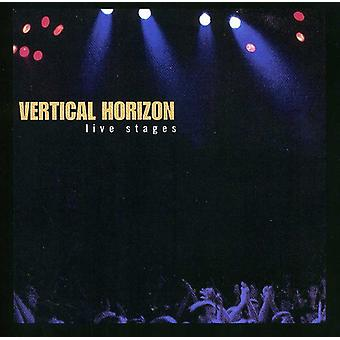 Vertical Horizon - Live Stages [CD] USA import