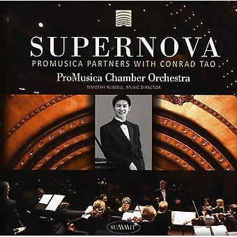 Tao - Supernova: Promusica asociados con la importación de los E.e.u.u. de Conrad Tao [CD]