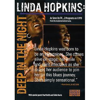 Linda Hopkins - dybt i nat [DVD] USA importen