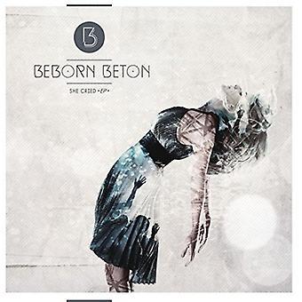 Beborn Beton - hun græd [Vinyl] USA import