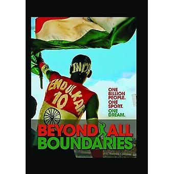 Ud over alle grænser [DVD] USA import