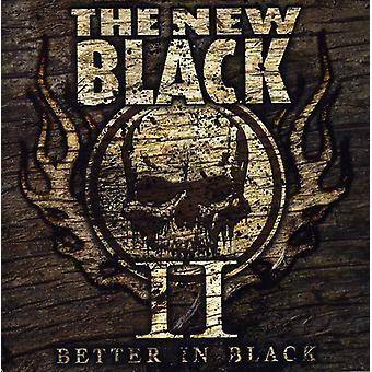 New Black - II: Better in Black [CD] USA import