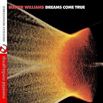 Buster Williams - importación de sueños [CD] Estados Unidos