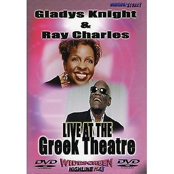 Live på det græske teater: sammen [DVD] USA import