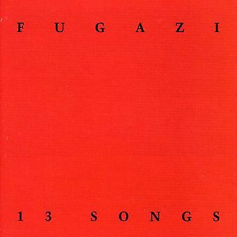 Fugazi - 13 sange [CD] USA importerer