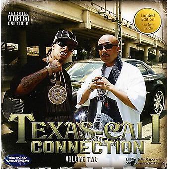 Texas-Cali slægtskab - Texas-Cali slægtskab: Vol. 2-Lil Flip & Mr.Capone-E [CD] USA import