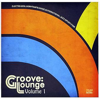 Groove Lounge - Vol. 1-Groove Lounge [CD] USA import