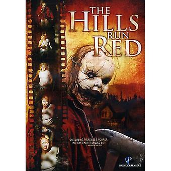 Importare Hills Run Red [DVD] Stati Uniti d'America