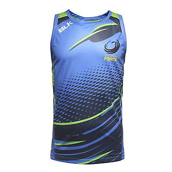 BLK Western Force 2016 Super Rugby Players Training Singlet Blue
