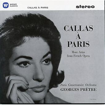 Callas / Paris Conservatoire Orchestra - Callas a Paris II (1963) [CD] USA import