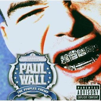 Paul Wall - People's Champ [CD] USA import