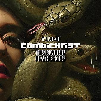 Combichrist - dette er hvor døden begynder [CD] USA importerer