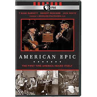American Epic [DVD] USA import