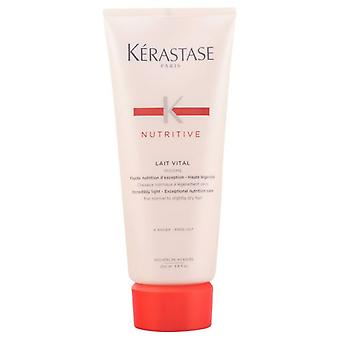 Kerastase Nutritive Lait Vital 200 Ml (Woman , Hair Care , Conditioners and masks)